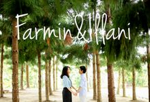 The portraiture of Farmin&Illani by Radhi Hasim Photography