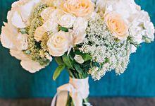 Bridal Bouquet by Fleur de Lis