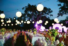 Sector Wedding Organizer by Michelle Ann Bridal House