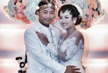 Mr Ilmar & Mrs Evita Wedding by Ngantermoto Photography
