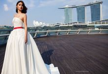 STB for SG 50 by Nicolas Laville Couture