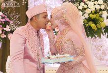 Pernikahan Fitria dan Chevy by Amata Wedding
