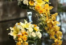 Wedding Flowers by AYANA Resort and Spa, BALI