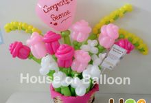Balloon Parcel by House of Balloon