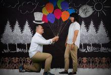 Fun Pre Wedding by Nuten 8 Imaging
