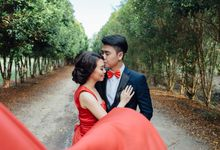 Wendy Lestari Prewed Album Fratello by Fratello Photography