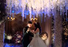 The Wedding of Freddy & Luci by Union Event Planner
