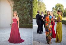 A Chic Chateau wedding by Caught the Light