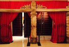 Wedding of Nycky & Diane by Glittering Carousel