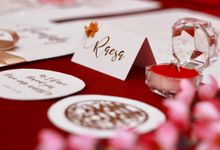 Fendy & Raesa Engagement by Paperstory