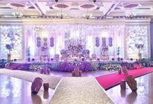 RACHMA & OGI - WEDDING RECEPTION by Promessa Weddings