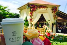 Wedding Soiree at Alkaff Mansion by Kafve Coffee