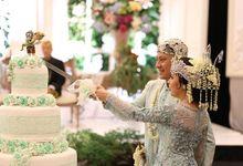 DARA & YOSSY - WEDDING RECEPTION by Promessa Weddings
