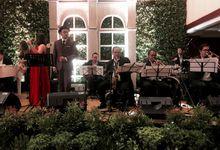HOTEL BOROBUDUR Irvan & Fitri Wedding by Lemon Tree Entertainment