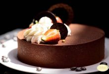 Coffee Addict Cake by Giovani Patisserie