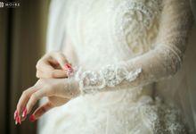 WEDDING OF FUSAN & CELINE by Fairytale Organizer