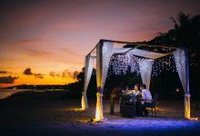 WEDDING OF KIM & PARK by Courtyard by Marriott Bali Nusa Dua