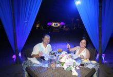 WEDDING OF KRISTY & DEREK by Courtyard by Marriott Bali Nusa Dua