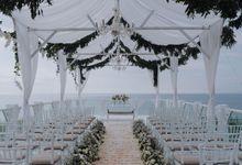 WEDDING DAY DANIEL & CHRISTINA BY GARY EVAN by All Seasons Photo
