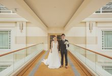 the two sweethearts by 9 Frames Photography