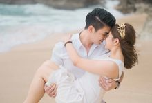 Surprising Beach Proposal Bella and Klemen by StayBright