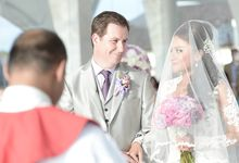 Marcus & Fifi -  Tying the knot by Bali Wedding Specialist