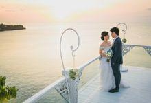 The Wedding of Vincent & Cornelia by Varawedding