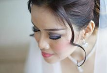 Makeup and Hairdo by Nikita Anggoro
