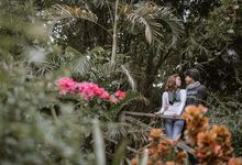 Vincer and Lovely Engagement Session by Gem Parto Weddings