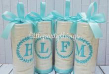 Bridesmaid Gift by Little Party Things