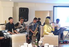 PRIVATE DINNER by 1548 band