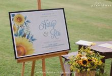 Riri & Harry Wedding by One & Only Bali Weddings