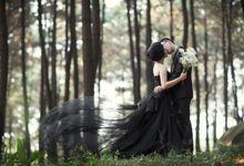 Okky & Jennivia Prewedding by Camio Pictures