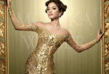 Kebaya - Gold by MONIKA WEBER Home of Fashion
