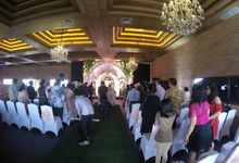 Danny and Reine Wedding by United Grand Hall