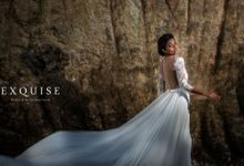 Photoshot with Puteri Pariwisata Indonesia by Exquise Wedding