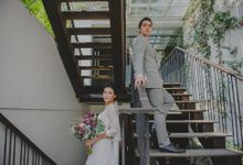 Novita & Mourick Wedding by Mario JR by Gusde Photography