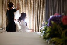 The Wedding of Suhartoyo & Natasha by Ike Riani Hartono