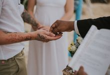 The Wedding Of Gretar & Anna by JIWA Photography