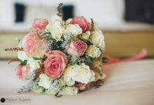 Jermaine & Elyn Wedding Day by Byben Studio Singapore