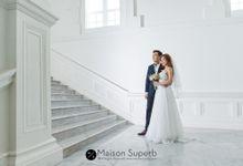 Jermaine & Elyn Pre-Wedding Shoot by Byben Studio Singapore