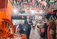 Gary & Inka Wedding by Fairmont Jakarta