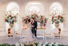Gary & Inka Wedding by One Heart Wedding