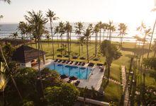 Absolute beachfront venue by Semara Beach House