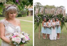 Erina & Daniel by Sydney Floral Events