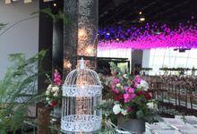 Premium Wedding set up by LAVISH DINE CATERING PTE LTD