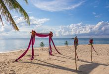 Koh Phangan Beach Wedding by Beach Weddings Koh Phangan