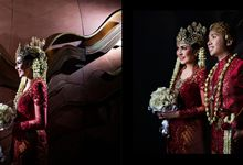 Antam Wedding by ARA photography & videography