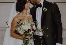Iconic City Hall Wedding by Tamara J Events