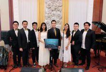 The Wedding of Kresno & Mimi at Dhanapala by La Oficio Entertainment